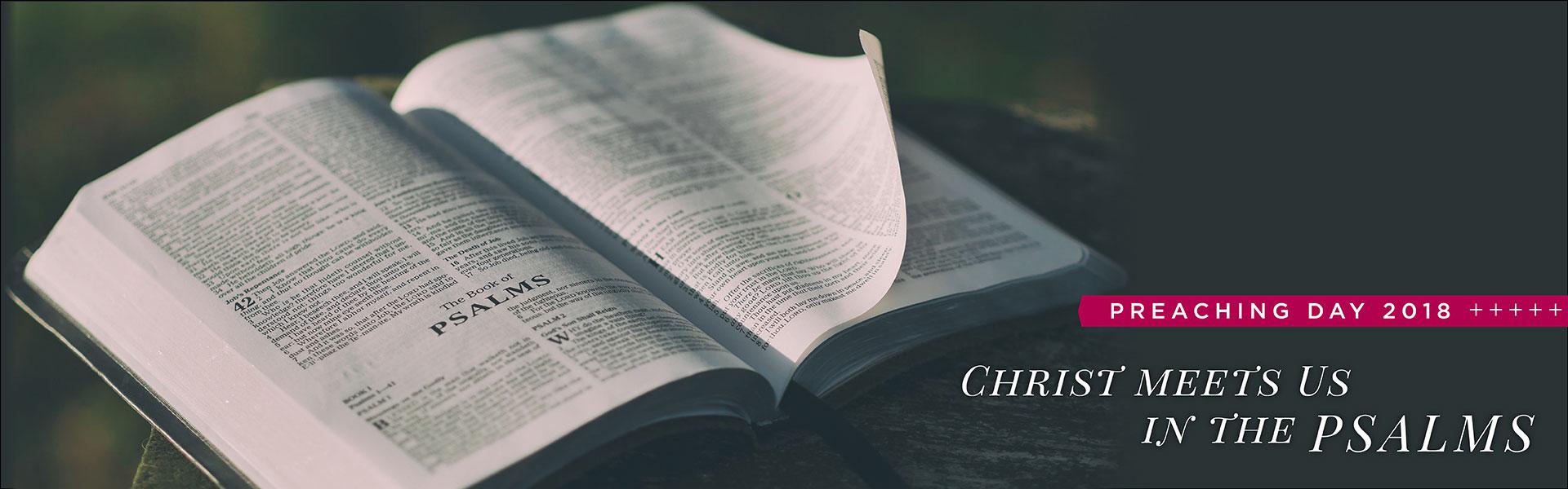 Preaching Day 2018
