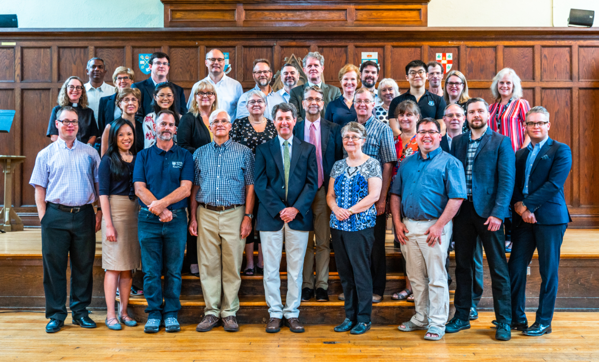 Wycliffe College Staff and Faculty