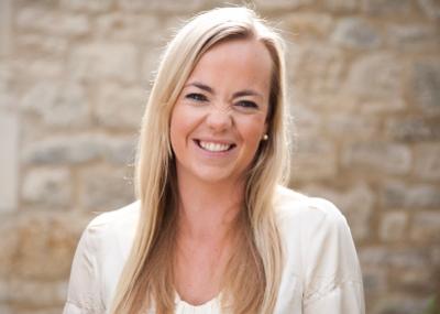 Headshot of Amy Orr-Ewing