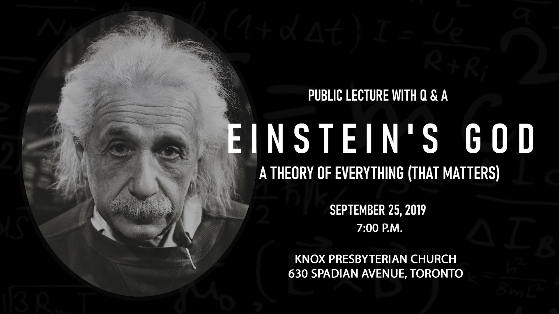 Einstein's God
