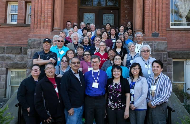 Indigenous Leadership Week Group Photo 2017