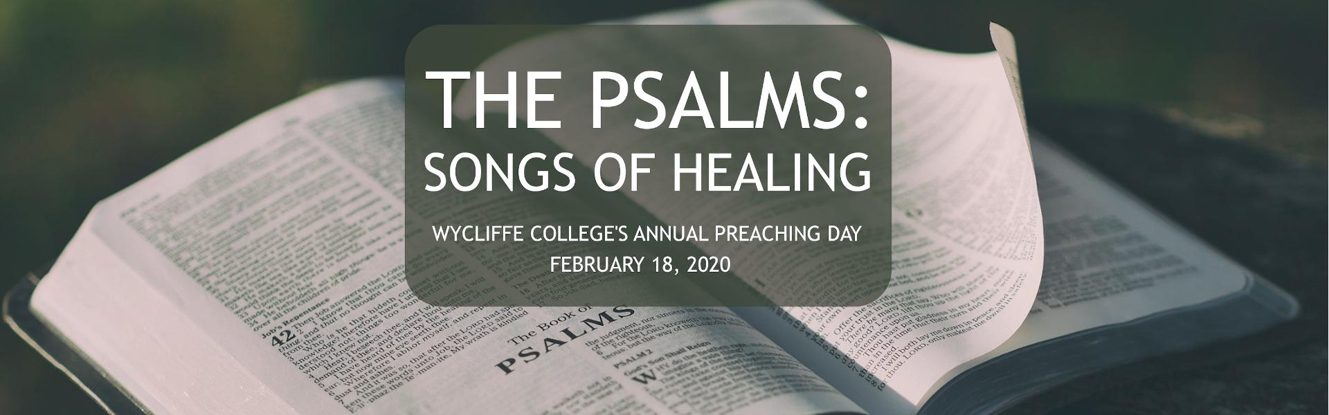 Preaching Day 2020