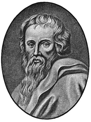 Paul of Tarsus, Wikimedia commons