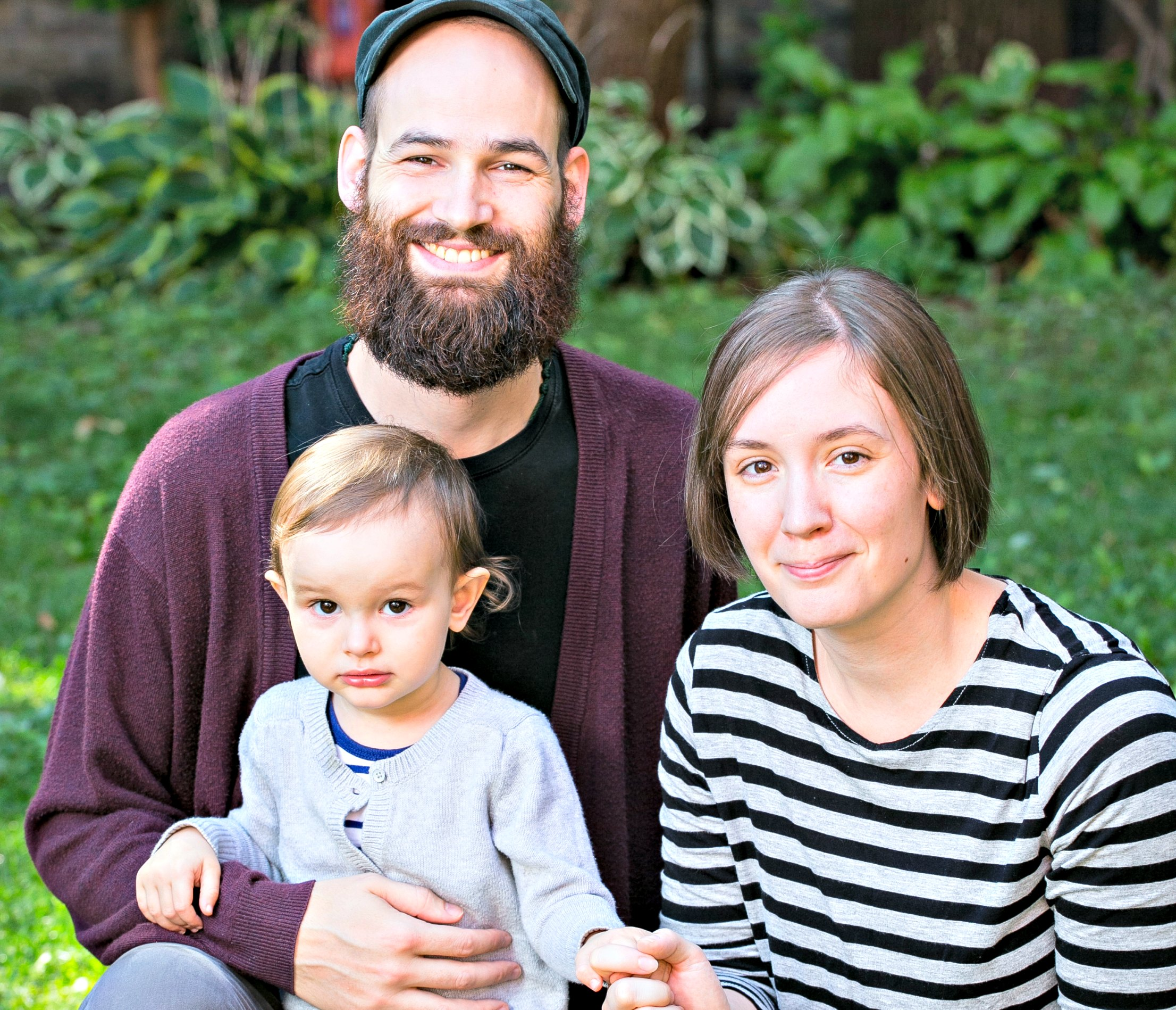 Rob Montgomery, MDiv graduate from Wycliffe College