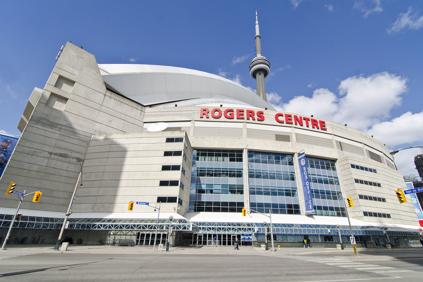 Roger's Centre (SkyDome)