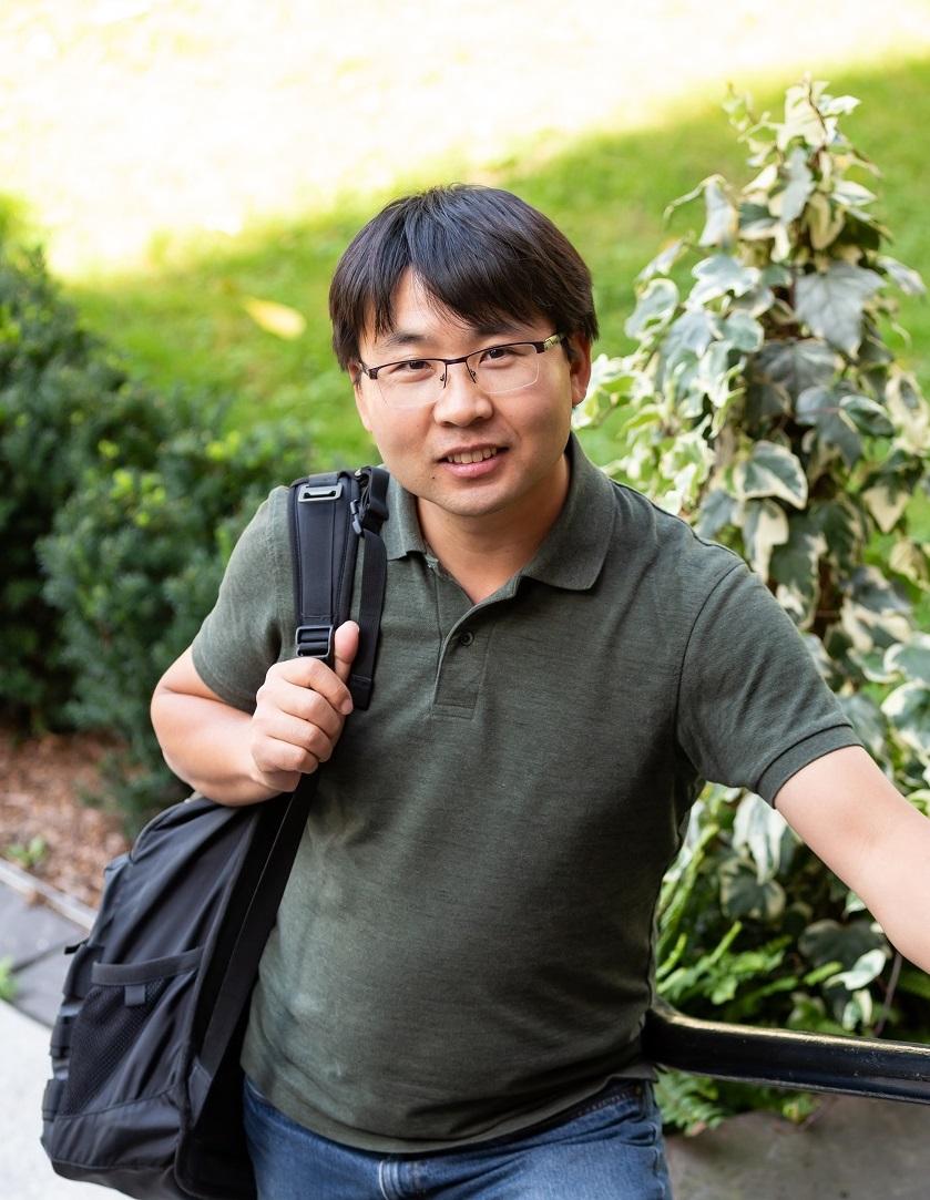Steven Xu - Wycliffe College Master of Divinity MDiv graduate 2014
