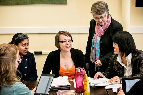 Wycliffe College - An Engaging Faculty