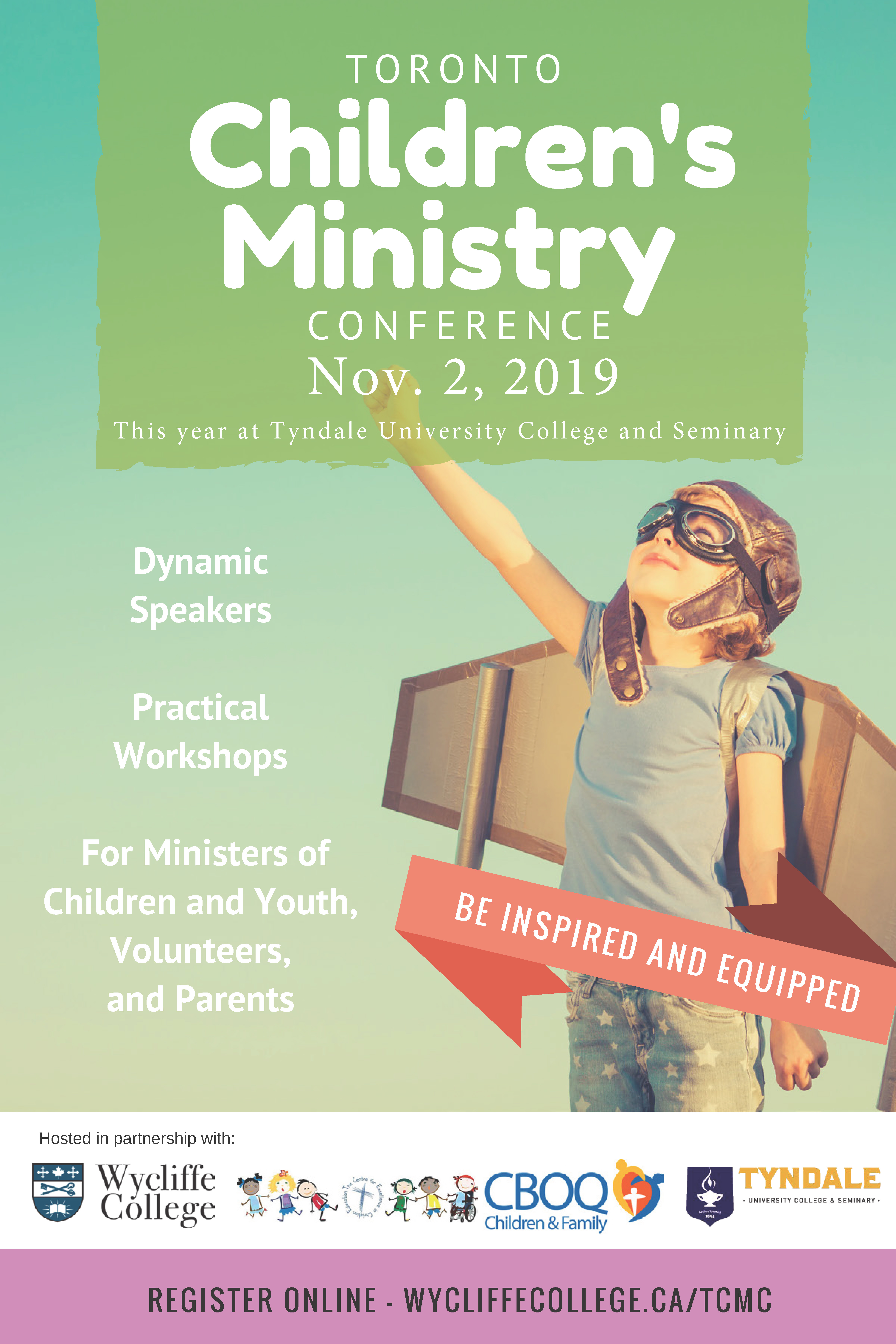 Toronto Children's Ministry Conference 2019