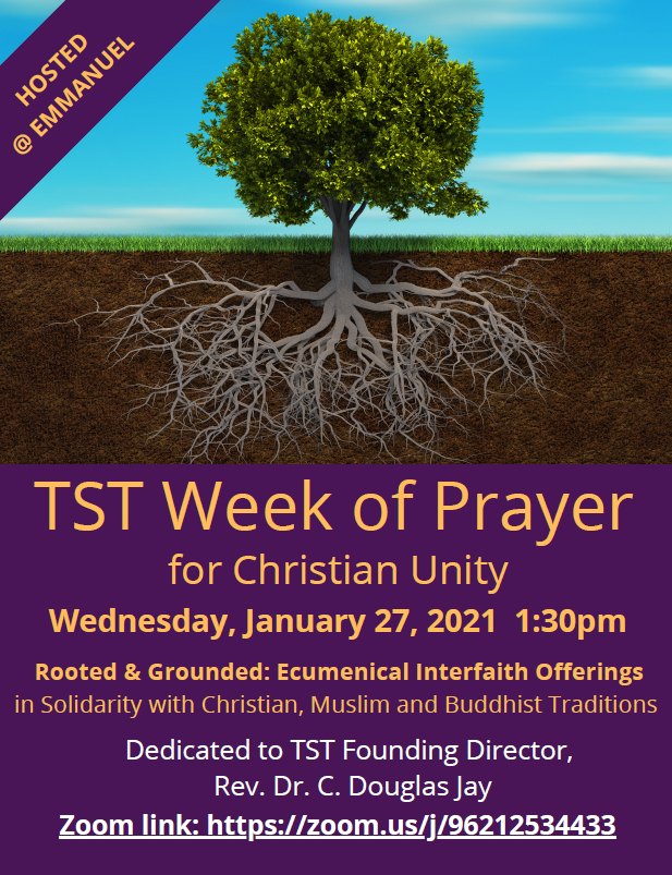 TST Ecumenical Worship - Week of Prayer for Christian Unity