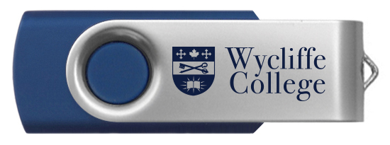 Wycliffe College USB Stick