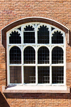 Wycliffe College - Sheraton Window and Wall