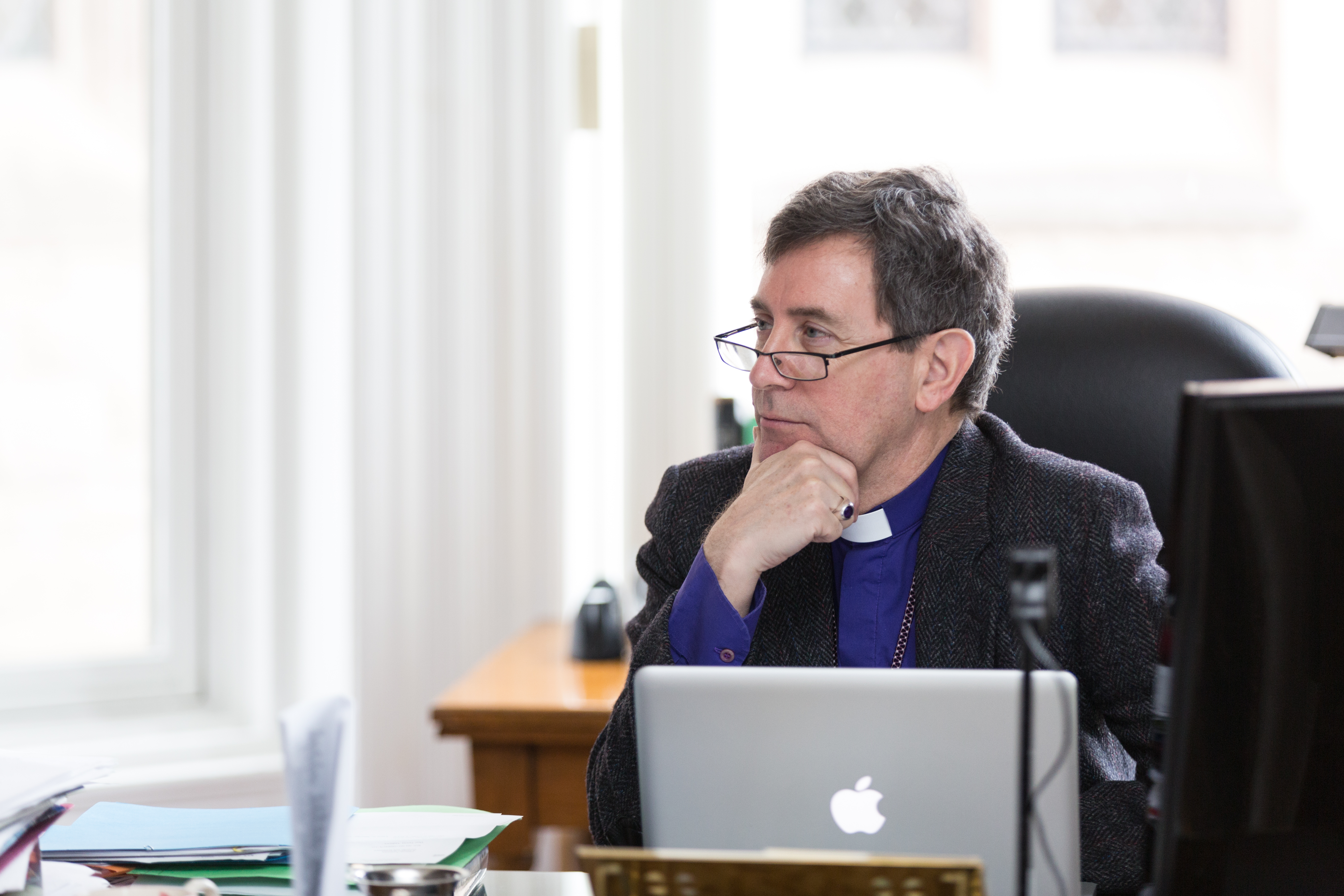 Wycliffe College Principal Stephen Andrews