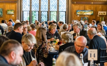 17th Annual Principal's Dinner at Wycliffe College