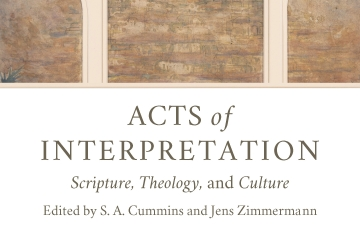 Acts of Interpretation book cover