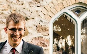 Wycliffe College PhD Candidate David Clark