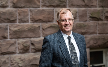 Glen Taylor, Professor of Scripture and Global Christianity at Wycliffe College