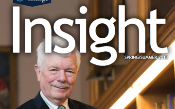 Wycliffe College - Insight Magazine - Spring Summer 2018 edition