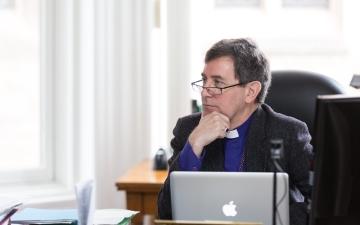 Wycliffe Principal Stephen Andrews