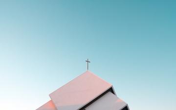 Church top by Akira Hojo Unsplash