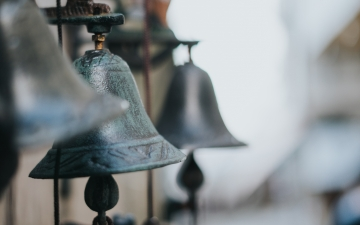 Bells - Photo by Arturo Rey on Unsplash