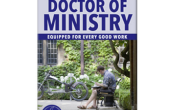 Doctor of Ministry (DMin)