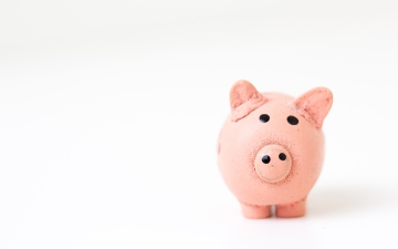 A piggy bank - Photo by Fabian Blank on Unsplash