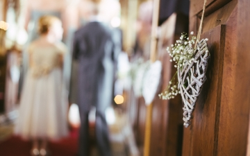 Photo of a wedding by James Bold on Unsplash