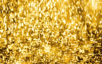 Gold Sparkles - Photo by Lucas Benjamin on Unsplash