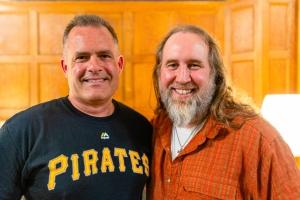 Paul Carter and Bruxy Cavey