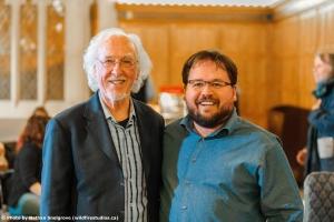 David Reed and Steve Hewko