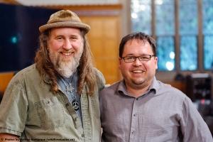 Bruxy Cavey and Steve Hewko