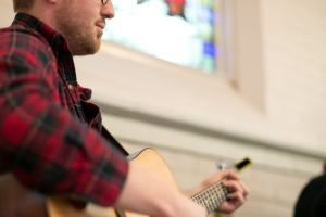 Music in the chapel