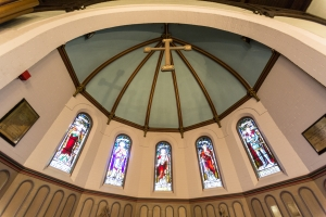 Chapel - ceiling