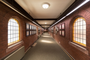 Hallway to the Chapel