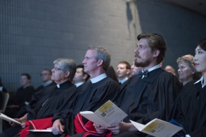Wycliffe College Convocation 2018