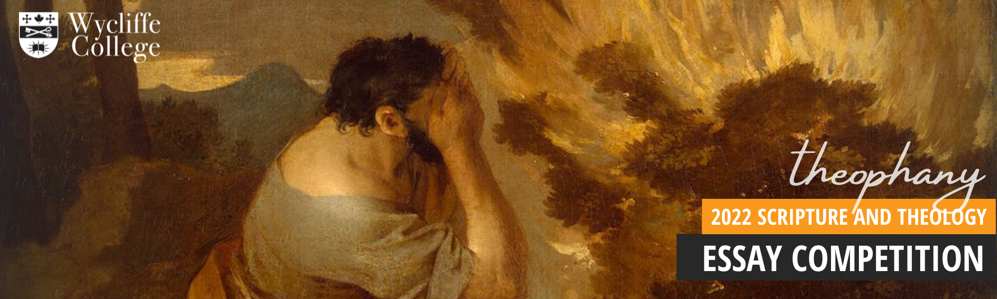 Burning Bush by Sébastien Bourdon, 17thC (Hermitage Museum, Saint Petersburg)