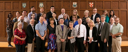 Wycliffe Staff and Faculty