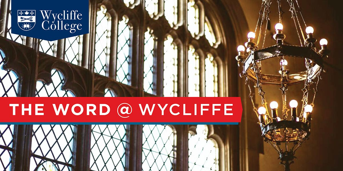 The Word @ Wycliffe